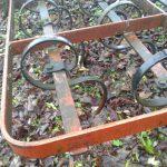 Kultivator mit Doppelkrümler