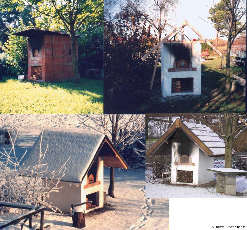 Steinbackofen – Brandmair-Hof